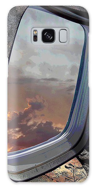 Thought Galaxy Case - The Other Side Of Natural by Glenn McCarthy Art and Photography