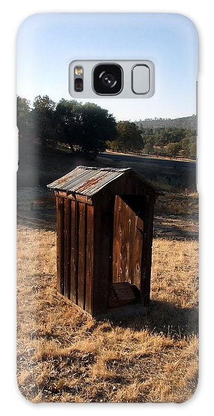 The Outhouse Galaxy Case by Richard Reeve
