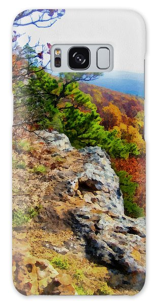 The Ozarks In Autumn Galaxy Case