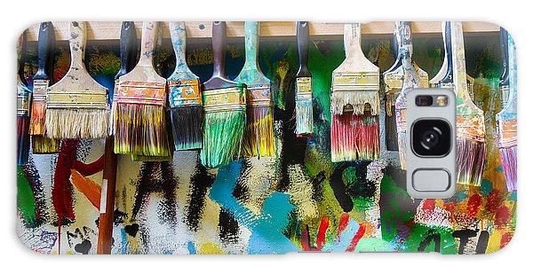 The Paint Closet Galaxy Case