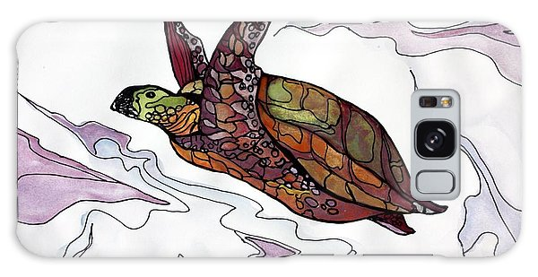 The Painted Turtle Galaxy Case