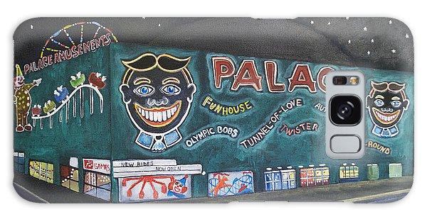 The Palace At Night Galaxy Case by Patricia Arroyo