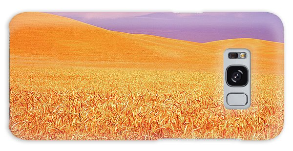 The Palouse Steptoe Butte Galaxy Case