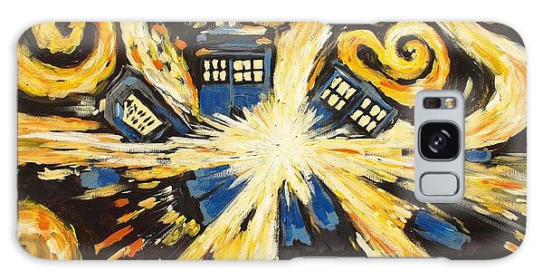 The Pandorica Opens Galaxy Case by Sheep McTavish