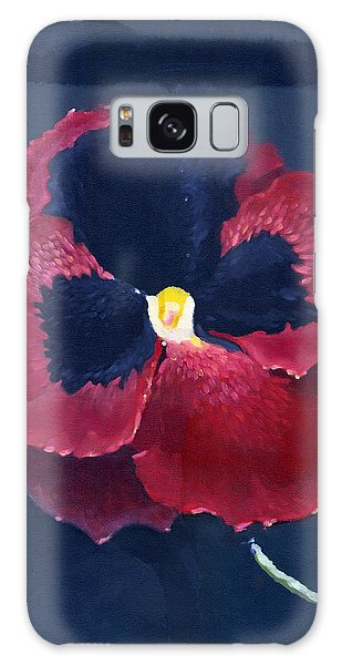 The Pansy Galaxy Case
