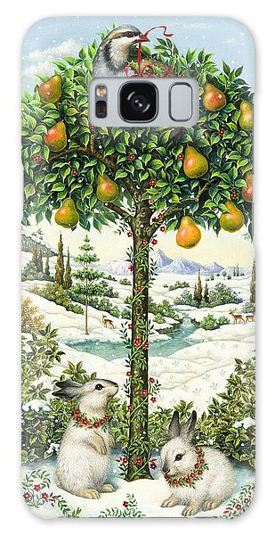 The Partridge In A Pear Tree Galaxy Case