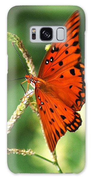 The Passion Butterfly Galaxy Case
