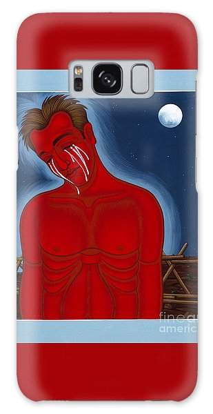 The Passion Of Matthew Shepard 096 Galaxy Case