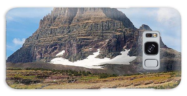 The Peak At Logans Pass Galaxy Case by John M Bailey