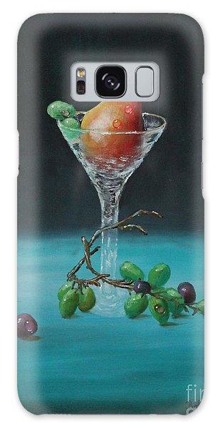 The Pear Martini Galaxy Case
