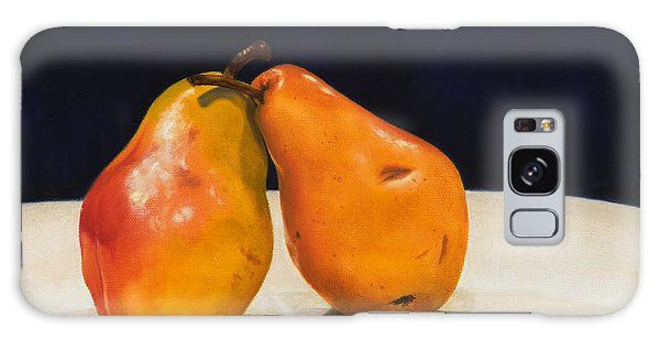 The Pearfect Pair Galaxy Case