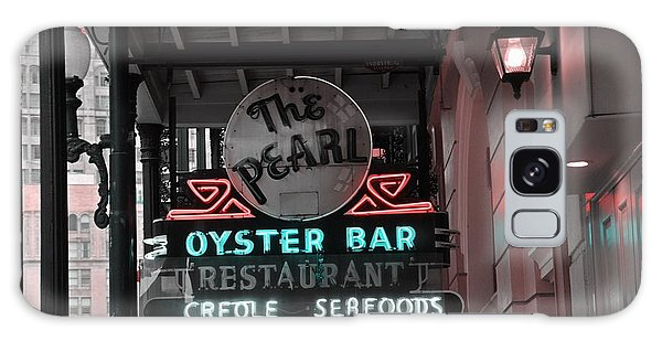 The Pearl Oyster Bar Galaxy Case