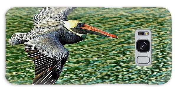 The Pelican Glide Galaxy Case