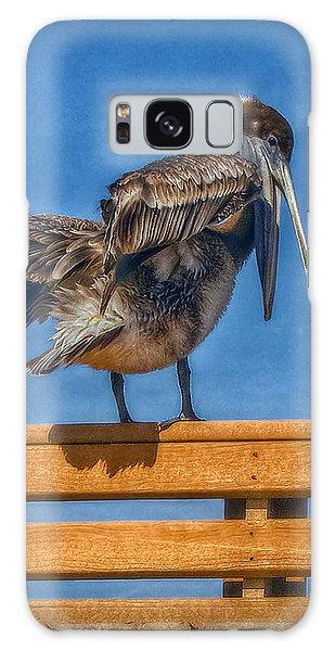 The Pelican Galaxy Case by Hanny Heim