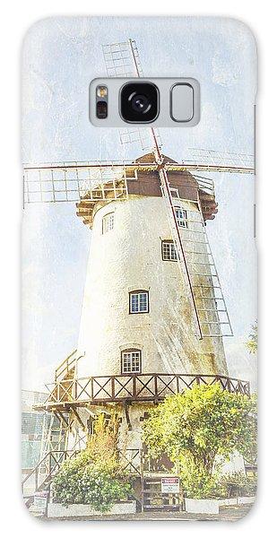 The Penny Royal Windmill Galaxy Case