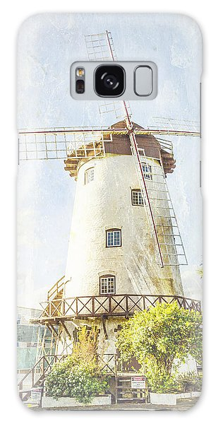 The Penny Royal Windmill Galaxy Case