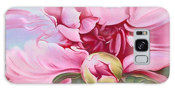 The Peony Galaxy Case by Anna Ewa Miarczynska