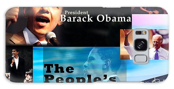 The People's President Still Galaxy Case