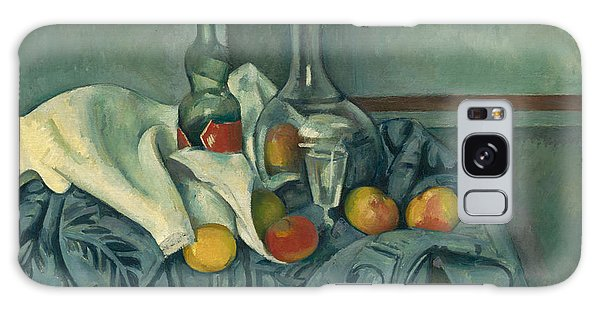 Apple Galaxy S8 Case - The Peppermint Bottle by Paul Cezanne