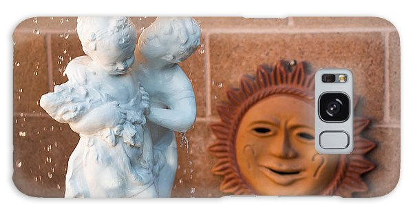 The Phoenician Lovers Galaxy Case