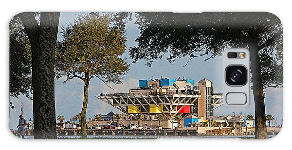 The Pier - St. Petersburg Fl Galaxy Case by HH Photography of Florida