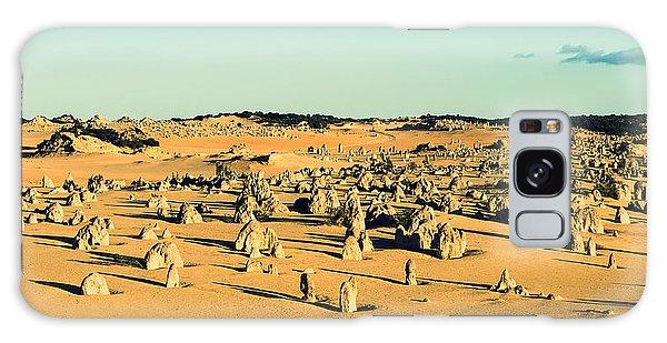 The Pinnacles Australia Galaxy Case by Yew Kwang