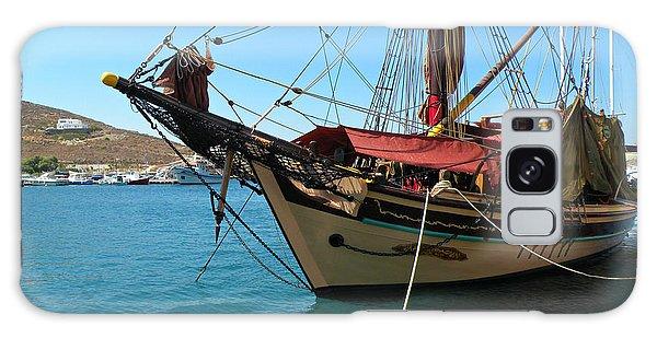 The Pirate Ship  Galaxy Case