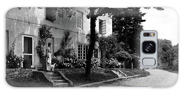 The Platt's House In New Jersey Galaxy Case