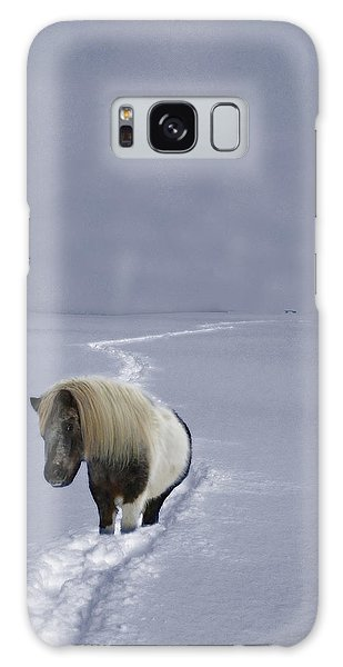 The Ponys Trail Galaxy Case