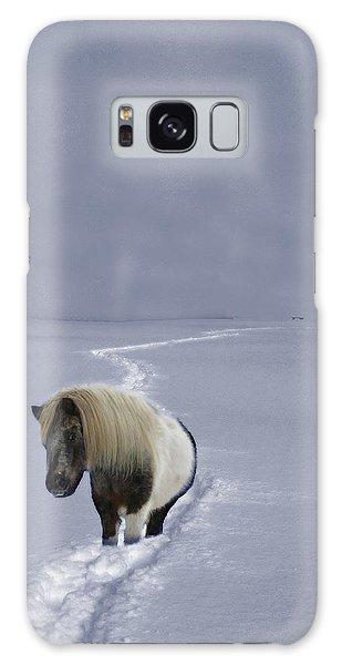 The Ponys Trail Galaxy Case