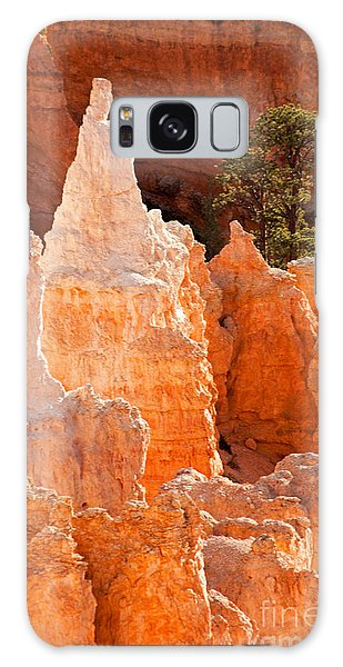 The Pope Sunrise Point Bryce Canyon National Park Galaxy Case