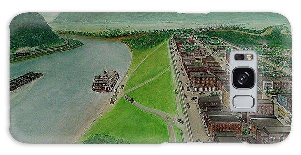 The Portsmouth Ohio Boneyfiddle District 1948 Galaxy Case