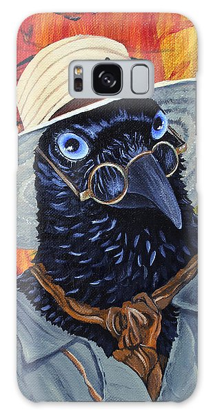 The Potter By Jaime Haney Galaxy Case