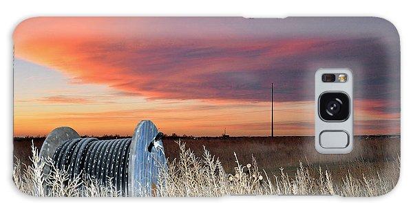 The Prairie Galaxy Case by Minnie Lippiatt