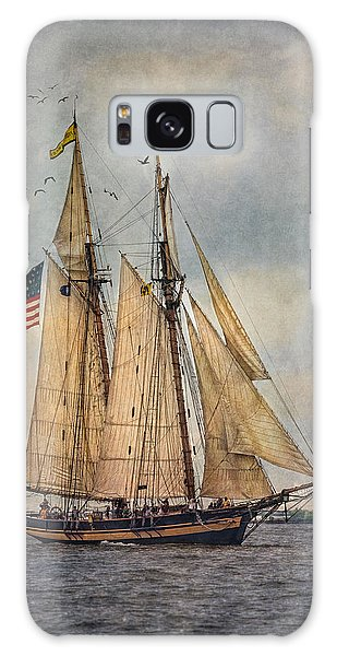 The Pride Of Baltimore II Galaxy Case