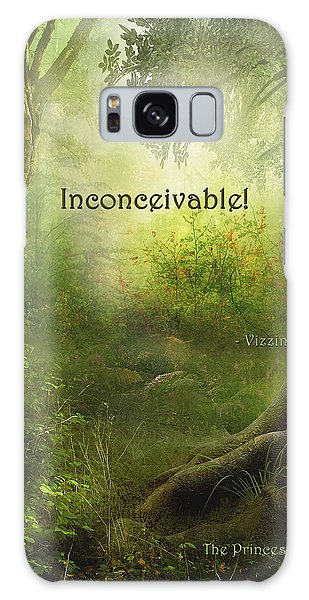 The Princess Bride - Inconceivable Galaxy Case