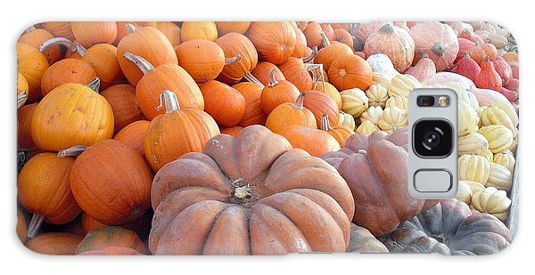 The Pumpkin Stand Galaxy Case by Richard Reeve