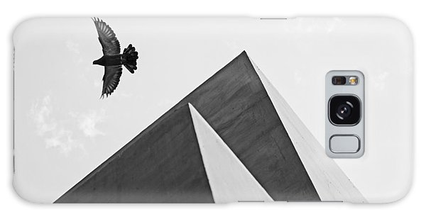 The Pyramids Of Love And Tranquility Galaxy Case