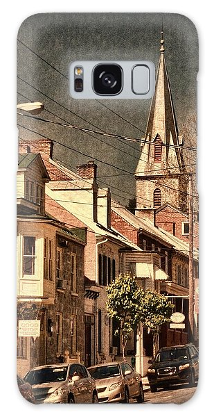 The Quintessential Semiquincentennial - Shepherdstown Wv  Galaxy Case
