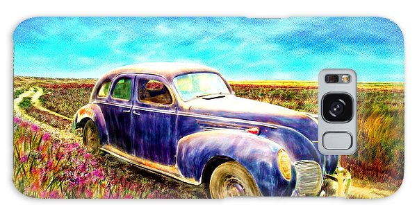 The Rare And Elusive Lincoln Zephyr Galaxy Case by Ric Darrell