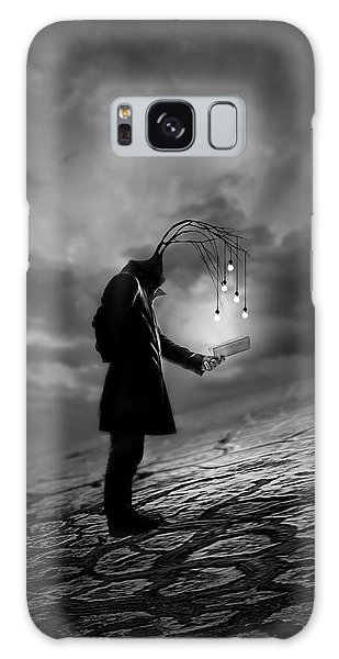 Fairy Galaxy Case - The Reader by David Senechal Photographie