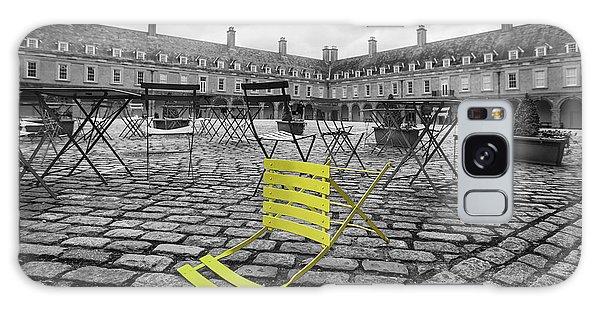 Street Cafe Galaxy Case - The Rebel by Evelina Kremsdorf