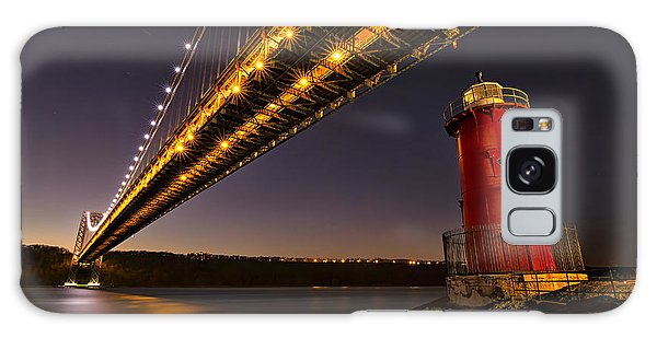 The Red Little Lighthouse Galaxy Case
