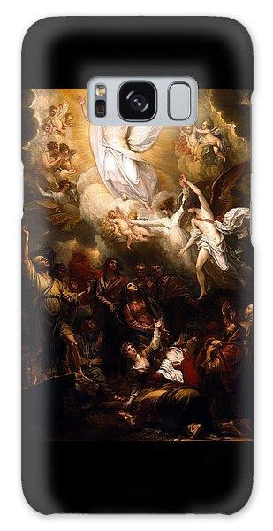 The Resurrection Galaxy Case