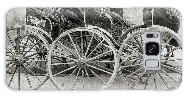 The Rickshaws Galaxy Case