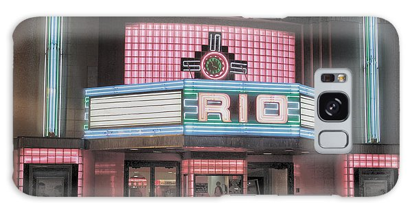 The Rio At Night Galaxy Case
