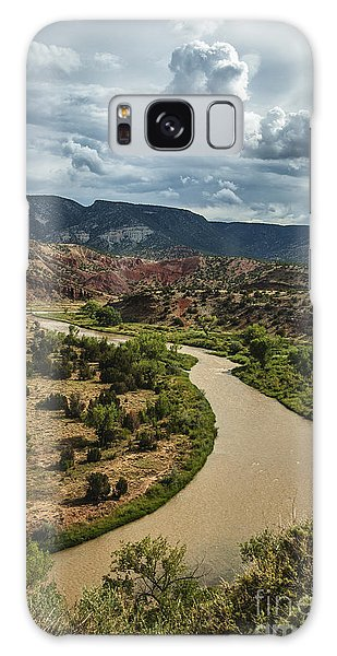 The Rio Chama Galaxy Case by Terry Rowe