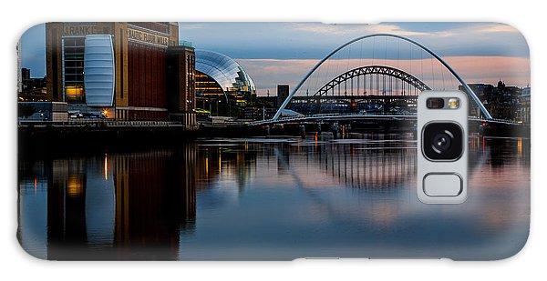 The River Tyne Galaxy Case by Danny Brannigan