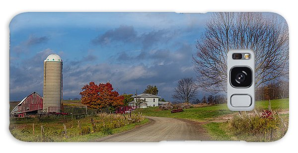 Wellsboro Galaxy Case - The Road To Home by Capt Gerry Hare