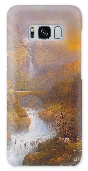 The Road To Rivendell The Lord Of The Rings Tolkien Inspired Art  Galaxy Case by Joe  Gilronan